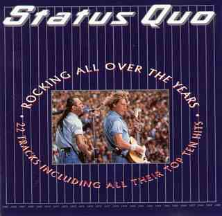 <i>Rocking All Over the Years</i> 1990 greatest hits album by Status Quo