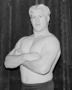 Sandy Barr American professional wrestler, referee, promoter and trainer