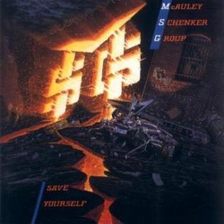 <i>Save Yourself</i> (McAuley Schenker Group album) 1989 studio album by McAuley Schenker Group