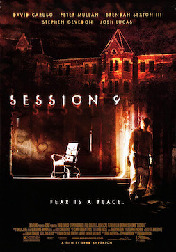 Session 9 (2001) movie poster