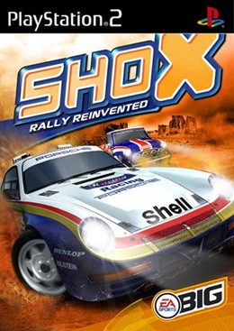 Subaru Rally Car >> Shox - Wikipedia