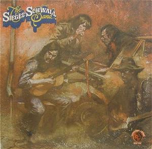 <i>The Siegel–Schwall Band</i> (1971 album) 1971 studio album / Live album by Siegel–Schwall Band