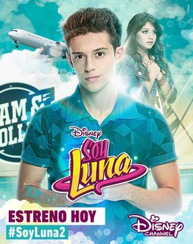 Soy Luna Season 2 Wikipedia