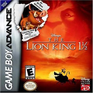 the lion king 1189 video game wikipedia