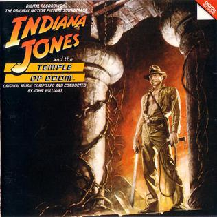 <i>Indiana Jones and the Temple of Doom</i> (soundtrack) album by John Williams