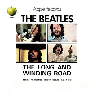 The Long and Winding Road 1970 single by the Beatles