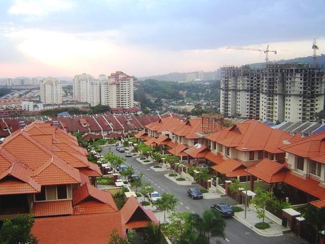 File View Of Bandar Utama From Ttdi Datuk Sulaiman Kuala