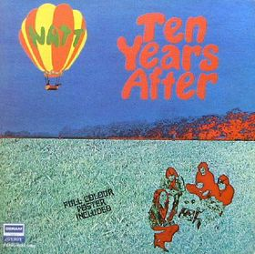 <i>Watt</i> (album) 1970 studio album by Ten Years After