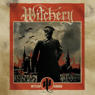 <i>Witchkrieg</i> album by Witchery