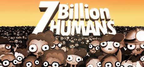 Picture of a game: 7 Billion Humans