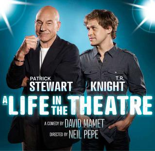 <i>A Life in the Theatre</i> play written by David Mamet