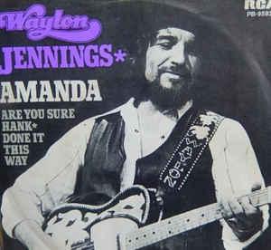Amanda (Don Williams song) - Wikipedia