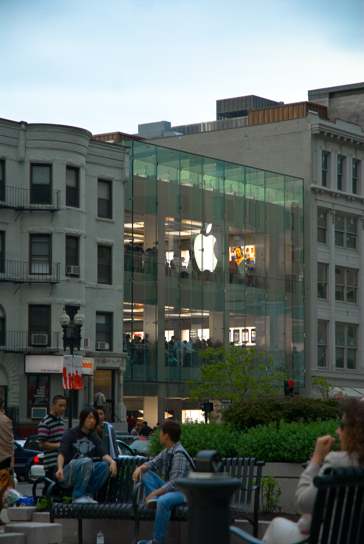 Apple Boylston Street - Electronics Store in Back Bay West