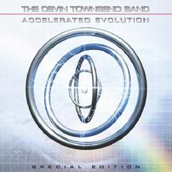 <i>Accelerated Evolution</i> 2003 studio album by The Devin Townsend Band