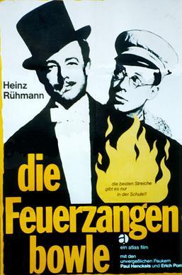 Die Feuerzangenbowle (1944 film) - Wikipedia