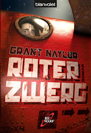 The German edition of Infinity Welcomes Careful Drivers, entitled Roter Zwerg