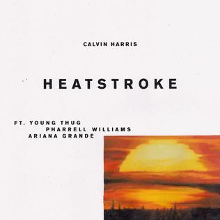 Heatstroke (song) 2017 single by Calvin Harris