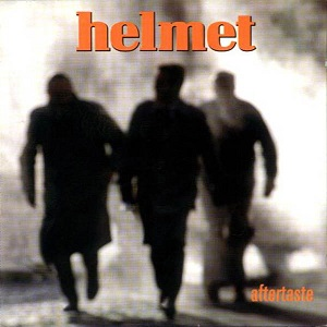<i>Aftertaste</i> (album) 1997 studio album by Helmet