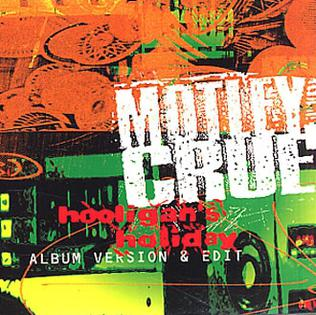 Hooligans Holiday single by Mötley Crüe