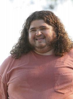 Hugo Hurley from lost showing that a fat male with long hair is not attractive to women