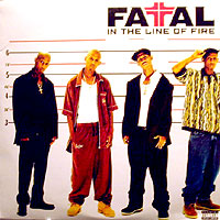 In the Line of Fire (Hussein Fatal album) - Wikipedia