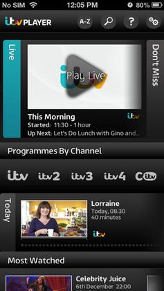 ITV Hub - Wikiwand