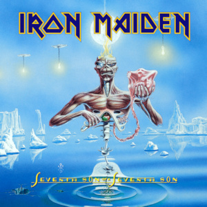 <i>Seventh Son of a Seventh Son</i> 1988 album by Iron Maiden