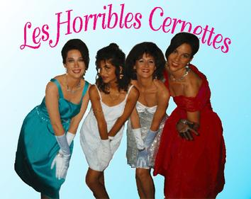 Les Horribles Cernettes in 1992.jpg
