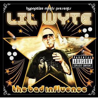 <i>The Bad Influence</i> 2009 studio album by Lil Wyte