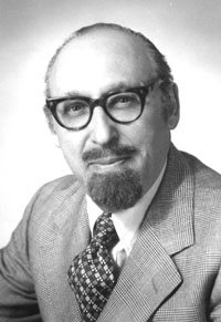 Mordecai Waxman