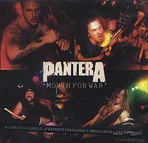 Mouth for War 1992 single by Pantera