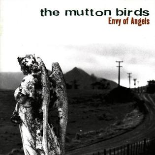 <i>Envy of Angels</i> 1996 studio album by The Mutton Birds