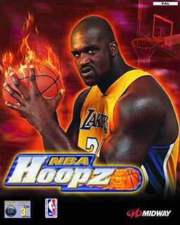 <i>NBA Hoopz</i> 2001 video game