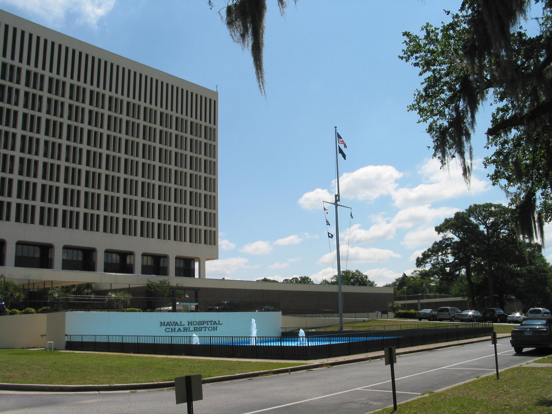 Charleston Naval Hospital Historic District - Wikipedia