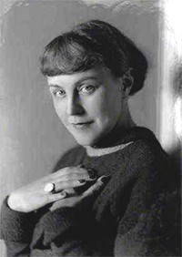 Noel Streatfeild British childrens author 1895-1986