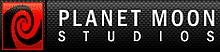 The Planet Moon Studios logo
