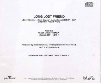 Long Lost Friend (song) - Wikipedia