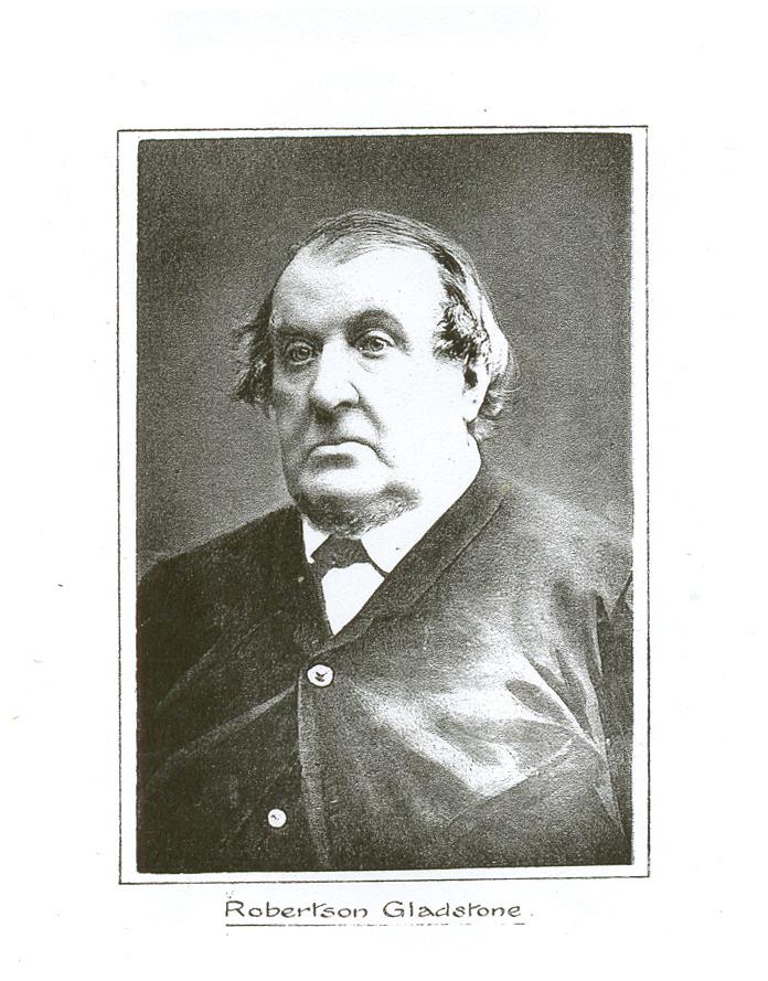 Robertson gladstone wikipedia sciox Choice Image