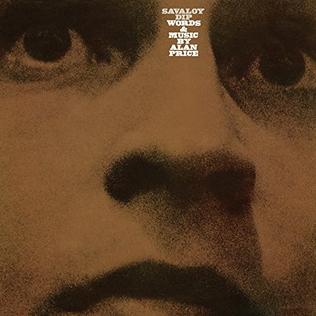 <i>Savaloy Dip</i> 1974 studio album by Alan Price