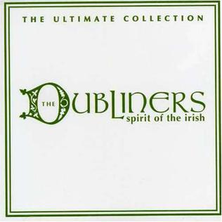 <i>Spirit of the Irish: Ultimate Collection</i> 2003 compilation album by The Dubliners