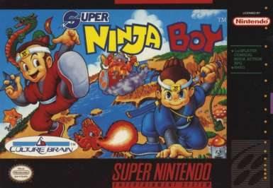 Super ninja boy wikipedia