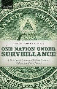 Cover of One Nation Under Surveillance