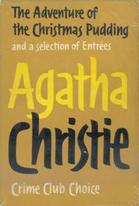 The Adventure of the Christmas Pudding First Edition Cover 1960.jpg