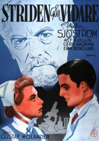 <i>The Fight Continues</i> 1941 film by Gustaf Molander