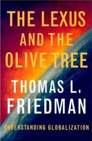 the lexus and the olive trees essay Listen to lexus and the olive tree: understanding globalization audiobook by   summary: as the foreign affairs columnist for the new york times, thomas l.