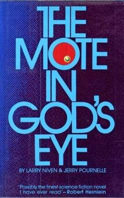 Picture of a book: The Mote In God's Eye
