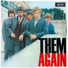 <i>Them Again</i> 1966 studio album by Them