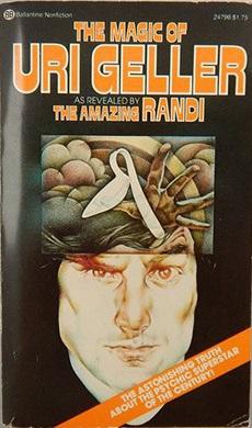La verdad sobre Uri Geller. James Randi