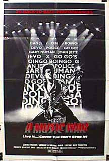 <i>Urgh! A Music War</i> 1982 film
