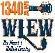 WLEW 1340 AM Logo